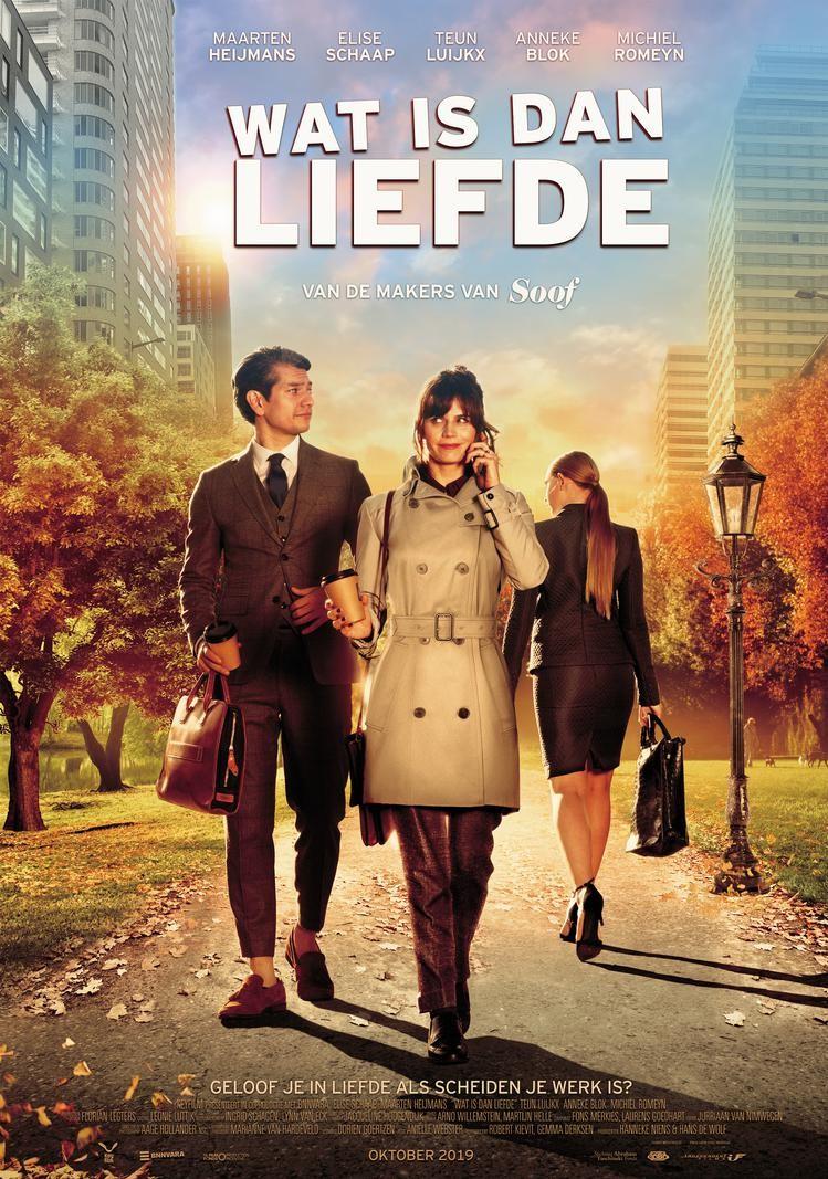 De poster van Wat Is Dan Liefde