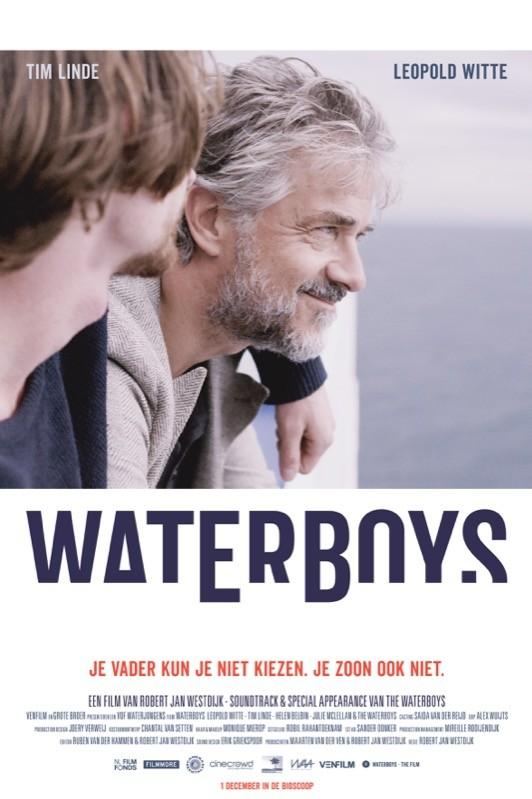 De poster van Waterboys