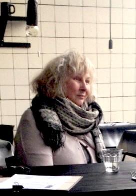 Yolande Moreau: Ik maak cinema op het scherpst van de snede!: Yolande Moreau  © 2014 BiosAgenda.nl
