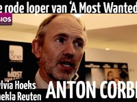 Op de rode loper van A Most Wanted Man, 4-9-2014