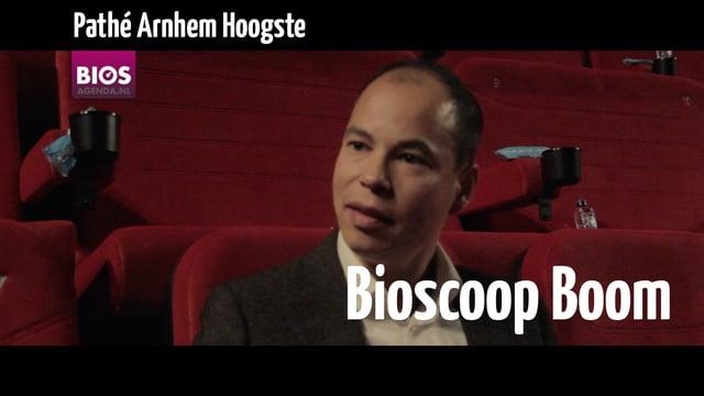 Nieuwe Pathe Arnhem wordt de hoogste bioscoop van NL, 21-10-2015