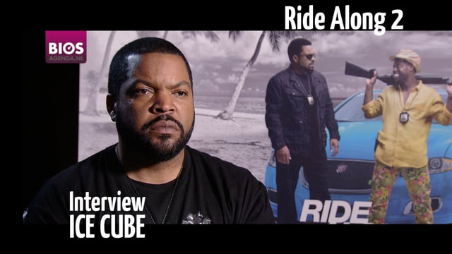 Interview Ice Cube - Ride Along 2, 3-2-2016