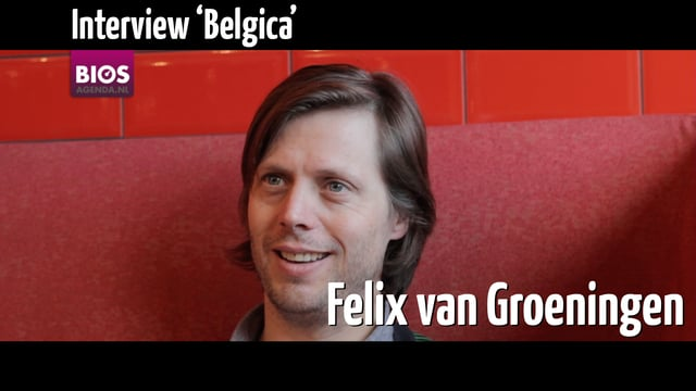 Interview Felix van Groeningen over Belgica, 9-3-2016
