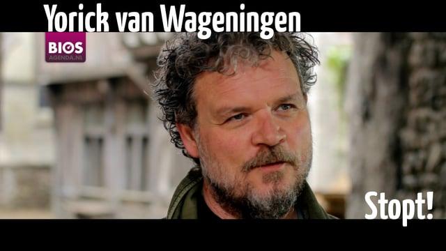 Yorick van Wageningen stopt ermee, 24-3-2016