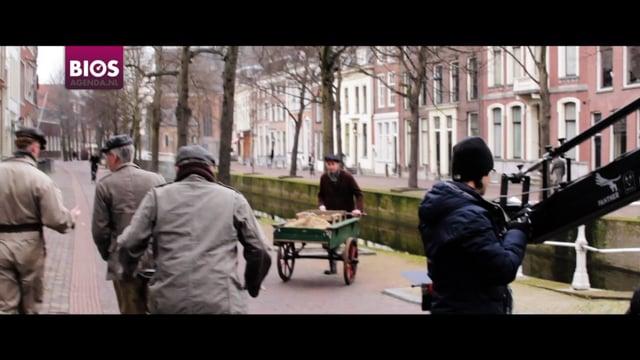 Op de set van Een Echte Vermeer