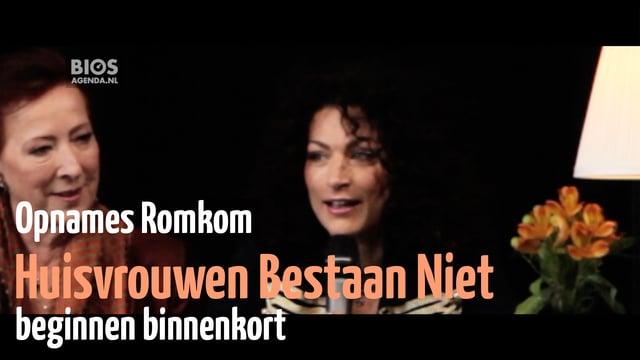 Cast romkom Huisvrouwen Bestaan Niet bekend, 20-4-2017