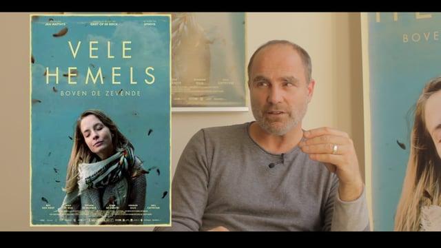 Interview met regisseur Vele Hemels Boven de Zevende, 30-11-2017