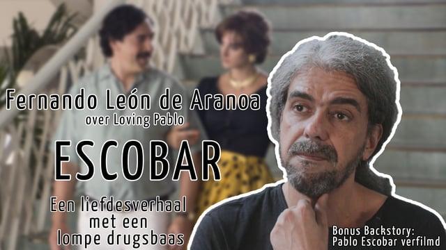 Interview met de regisseur van Escobar, 2-6-2018