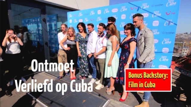 Nijenhuis maakt film op Cuba, 15-6-2018
