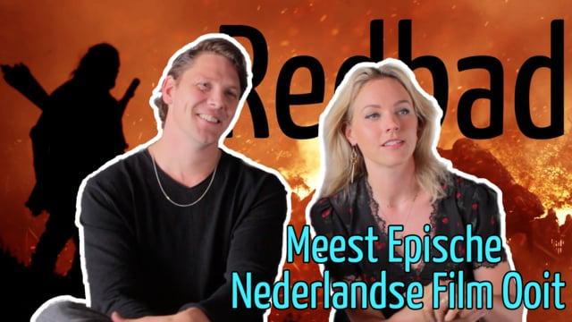 Interview met de cast van Redbad