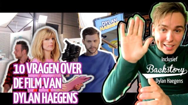 Dylan Haegens over Dylan Haegens, 14-7-2018