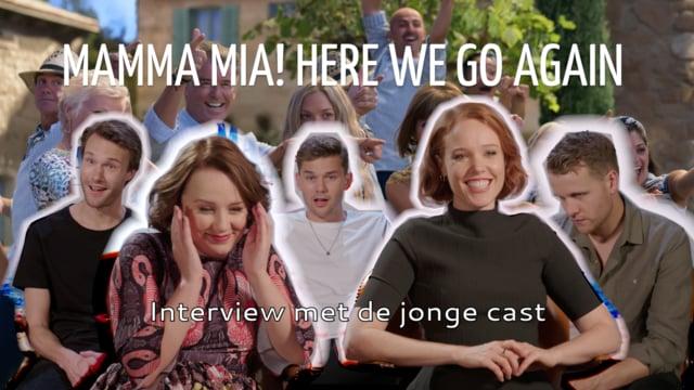 Donna's jeugdliefdes over Mamma Mia 2, 18-7-2018