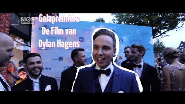 Galapremière De Film van Dylan Haegens, 15-9-2018