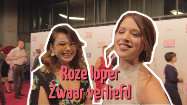 Roze loper Zwaar verliefd, 12-10-2018