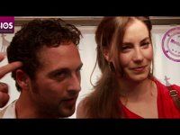 MovieBits: Christophe Haddad en Sanne de Regt over Echoes, 6-11-2011