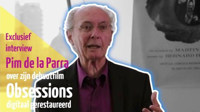 De la Parra over Obsessions, 17-6-2019