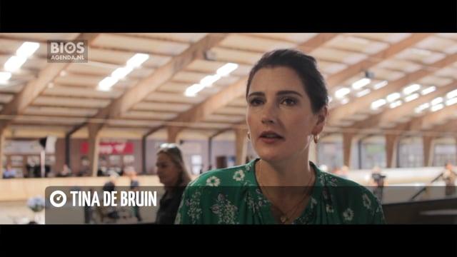 Beelden eerste film Britt Dekker, 24-9-2019