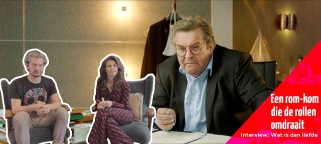 Wat Is Dan Liefde draait rollen om, 16-10-2019