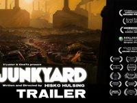 Junkyard geselecteerd als Oscarinzending