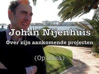 Johan Nijenhuis heeft drie films op stapel staan, 5-3-2013
