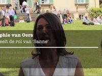 Opnames Toscaanse Bruiloft in volle gang, 9-7-2013