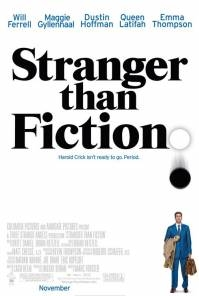 Poster Stranger Than Fiction (c) Sony Pictures Entertainment