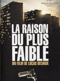Poster La raison du plus faible (c) A-Film