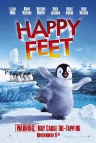 Poster Happy Feet (c) Warner Bros. Pictures
