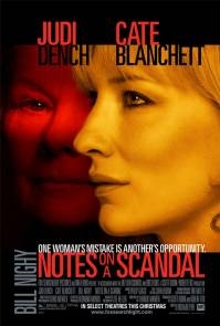 Poster Notes on a Scandal (c) Fox Searchlight Productions