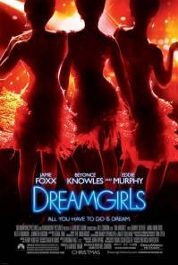 Poster Dreamgirls (c) Dreamworks SKG