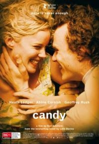Poster Candy (c) 2006 ThinkFilm