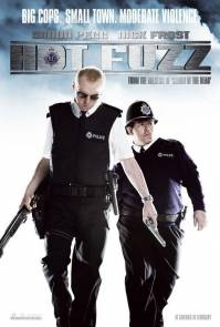 Poster Hot Fuzz (c)