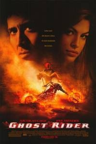Poster Ghost Rider (c) 2007 Sony Pictures