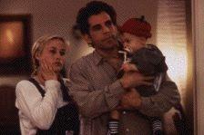 Ben Stiller, Pat Arquette (c) 1996 Miramax films
