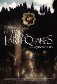 Poster The Piano Tuner of Earthquakes (c) Zeitgeist Films