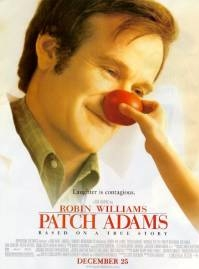 Poster Patch Adams (c) 1999 Universal Studios