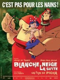Poster Blanche Neige La Suite