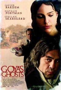 Poster Goya's Ghosts (c) A-Film Distribution
