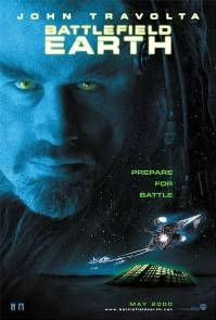 Poster Battlefield Earth (c) Warner Bros Pictures