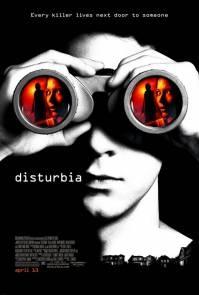 Poster Disturbia (c)
