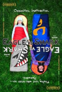 Poster Eagle vs. Shark