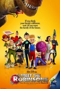 Poster Meet the Robinsons (c) Buena Vista International