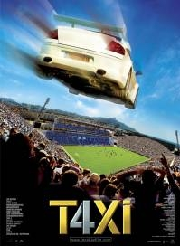 Poster Taxi 4