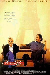 poster 'French Kiss' © 1995 20th Century Fox