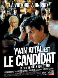 Poster Le Candidat