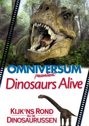 Poster Dinosaurs Alive
