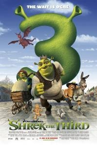 Poster Shrek the Third (c) Universal Pictures