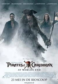 Poster Pirates of the Caribbean: At World's End (c) 2007 Buena Vista International