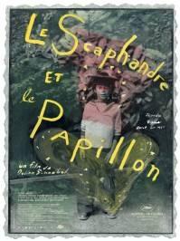 Poster Le Scaphandre et le Papillon