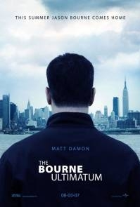 Poster The Bourne Ultimatum (c) Universal Pictures
